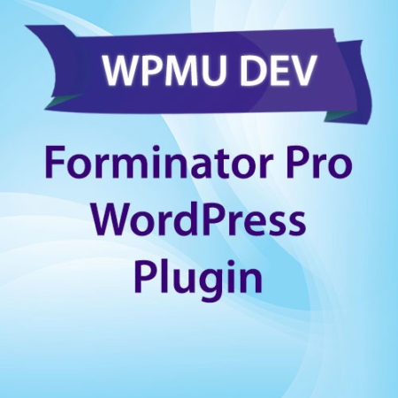 WPMU DEV Forminator Pro WordPress Plugin
