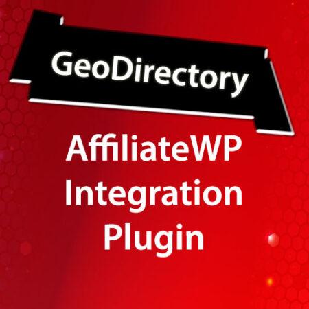 GeoDirectory AffiliateWP Integration Plugin