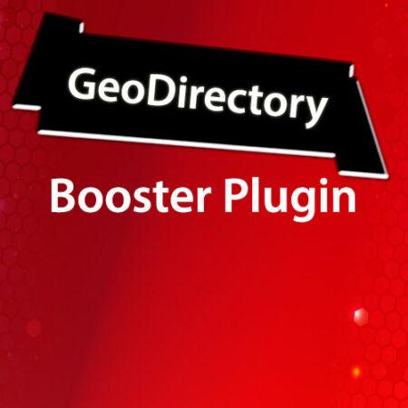 GeoDirectory Booster Plugin
