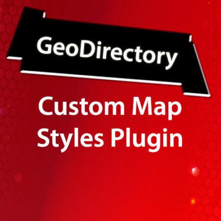 GeoDirectory Custom Map Styles Plugin