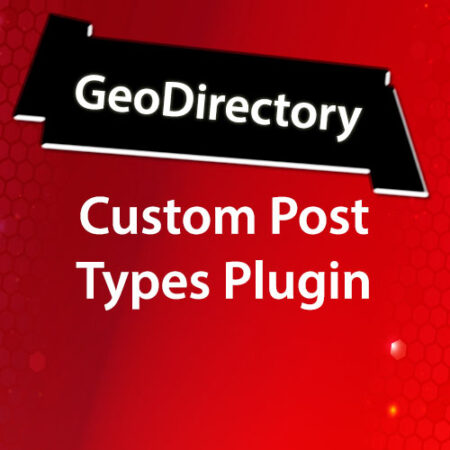 GeoDirectory Custom Post Types Plugin