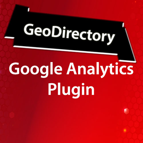 GeoDirectory Google Analytics Plugin