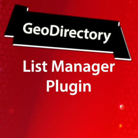 GeoDirectory List Manager Plugin