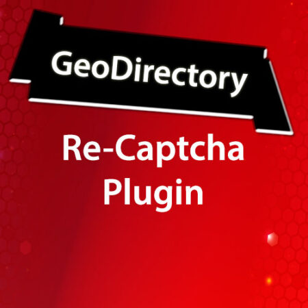 GeoDirectory Re-Captcha Plugin