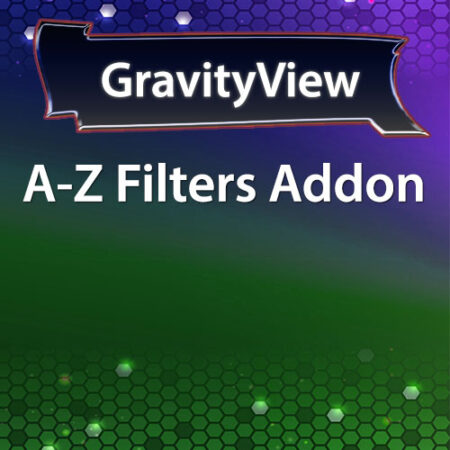 GravityView A-Z Filters Addon